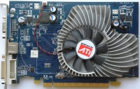 Fujitsu-Siemens Radeon X1600 SE
