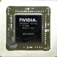 NVIDIA G92M GPU
