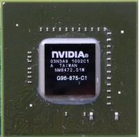 NVIDIA G96GL GPU